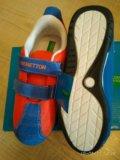 Новые кросовки benetton. Фото 4.