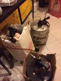 Оборудование пивное охладитель краны. Фото 2.