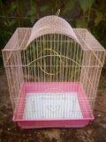 Клетки для птиц. Фото 2.
