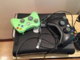 Xbox 360 elite 120gb lt3.0. Фото 2.
