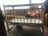 Кроватка детсекая. Фото 1.