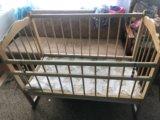Кроватка детсекая. Фото 4.
