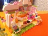 """Конструктор lego для девочки"""" кафе"""". Фото 2."""