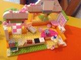 """Конструктор lego для девочки"""" кафе"""". Фото 1."""