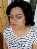 Свадебный макияж и прическа:). Фото 4.