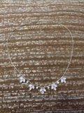 Бижутерия:ожерелье от h&m. Фото 1.
