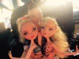 Три куклы вместе одна кукла 700р. Фото 1.