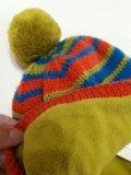Женская зимняя шапка adidas. Фото 1.