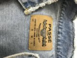 Джинсовка джинсовая куртка. Фото 4.