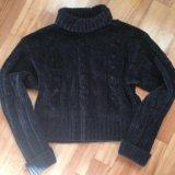 Укороченый свитер. Фото 1.