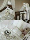 """Комплект постельного белья """"babyluna"""". Фото 1."""