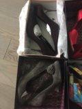 Туфли лодочки,черные,красные,серые. Фото 2.