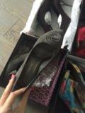 Туфли лодочки,черные,красные,серые. Фото 4.