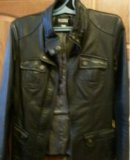 Продам кожаную куртку. Фото 3.