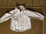 Рубашка детская 80-86. Фото 3.