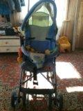 Прогулочная коляска. Фото 2.