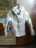 Курточка, весна, 5-7 лет. Фото 1.