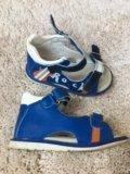 Детские сандалики. Фото 2.