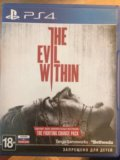 The evil within ps4. Фото 1.