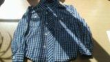 Детская рубашка. Фото 1.