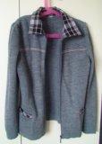 Пиджак школьный аврора, 140 рост 36 полнота. Фото 1.