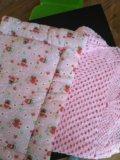 Подушка детская и пледик. Фото 1.