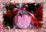 """""""сердце из роз"""", свадебное мыло ручной работы, мыл. Фото 3."""