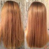 Шеллак, восстановление волос, ресниц. Фото 4.