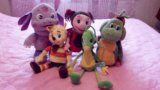 Лунтик и его друзья. Фото 4.
