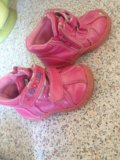 Ботиночки для девочки. Фото 2.