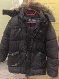 Куртка зимняя на мальчика новая. Фото 1.