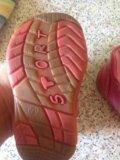 Ботиночки для девочки. Фото 3.