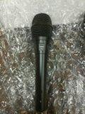 Профессиональный микрофон shure sm87a. Фото 1.