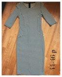 Платье-футляр. Фото 1.