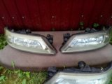 Фары передние рено лагуна2 ксенон штатный. Фото 2.
