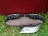 Фары передние рено лагуна2 ксенон штатный. Фото 3.