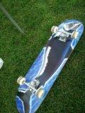 Скейтборд. Фото 1.