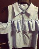 Красивая блузка. Фото 2.