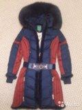Новый зимний пуховик. Фото 1.