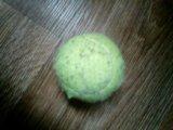 Тенисный шарик. Фото 1.