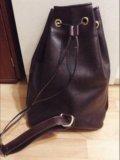 Винтажный рюкзак. Фото 2.
