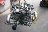 Двигатель nissan qd32eti в разборе. Фото 1.