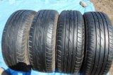 Комплект колёс yokohama ac02 c. drive 2 205/65 r15. Фото 1.