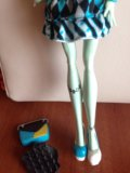Кукла монстр хай. Фото 3.