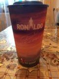 """Стакан """"cristiano ronaldo"""". Фото 1."""