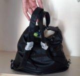 Сумка рюкзак. Фото 2.