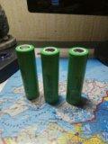 Батарейка samsung 18650. Фото 1.