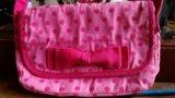 Маленька девочкавая сумочка. Фото 1.