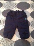 Зимние стёганные брюки фирма некст. Фото 2.