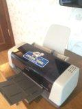 Принтер epson. Фото 1.